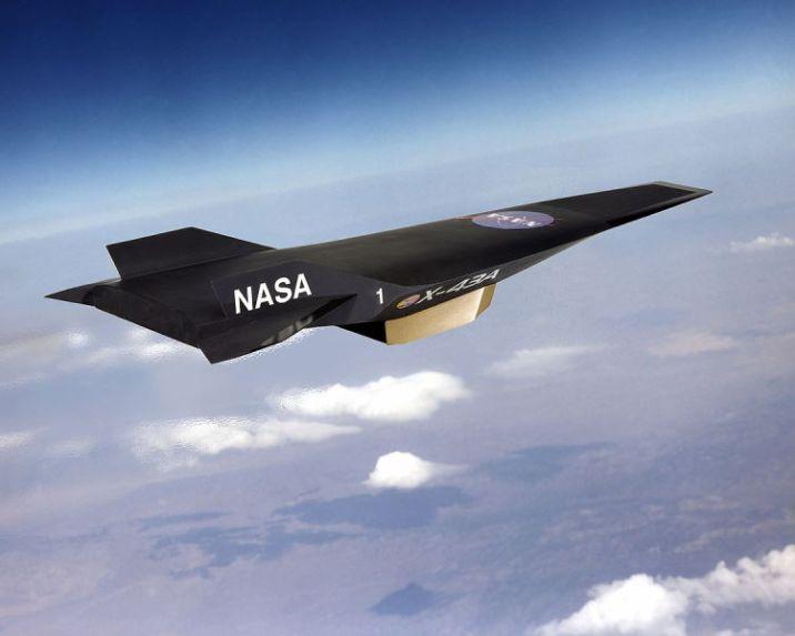 NASA X-43A