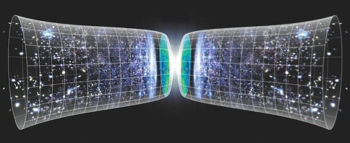anti universe before big bang