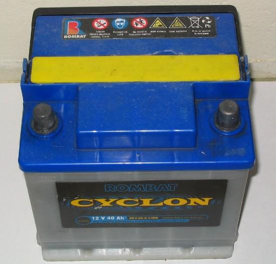 lead acid based battery