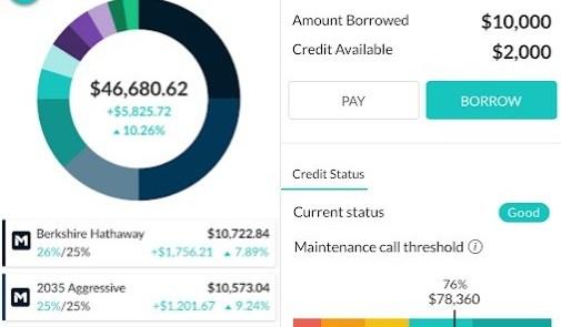 M1 finance - Best Investment Apps