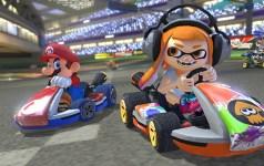 Mario Kart 8 Deluxe - best Nintendo Switch games