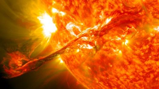 Fundamental Constant Of The Sun