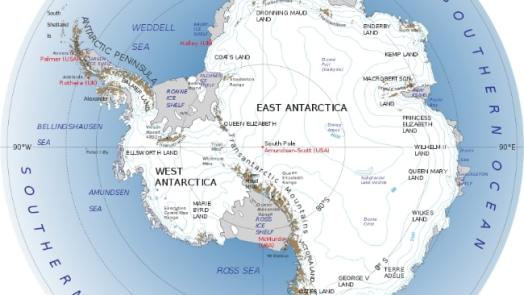 Interesting Antarctica Facts