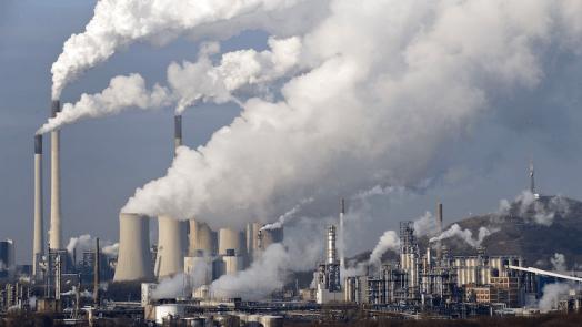 Convert Carbon Dioxide Into Coal