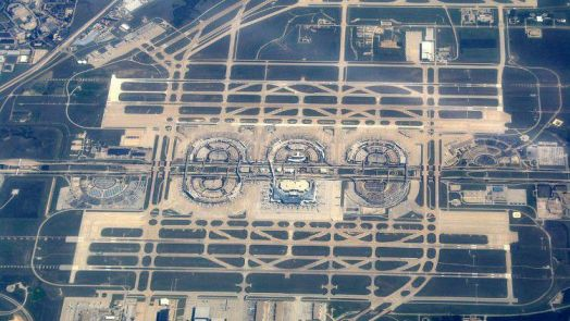 Dallas - Busiest Airports In The World