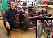 Novel wheel module for urban vehicles