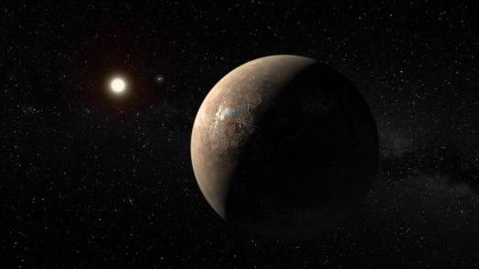 Closest Potentially Habitable Planets - Proxima Centauri b