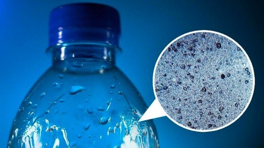 people consume plastic particles