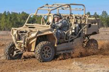 Polaris RZR - advanced military vehicles