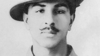Bhagat Singh - famous freedom fighters