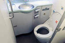 Airplane Toilet Could Be Dangerous
