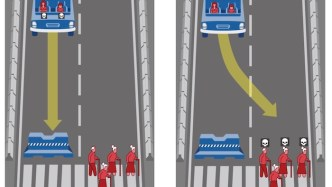 self-driving vehicle kill