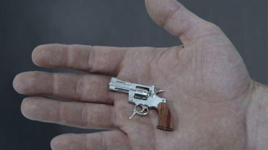 Swissminigun - smallest things in the world
