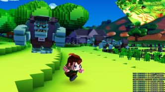 Cube World - games like Minecraft