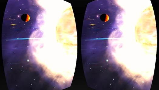 space - best Virtual Reality Apps