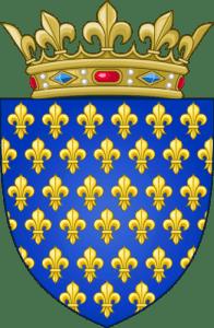 Coat of arm of Philip VI the Fortunate