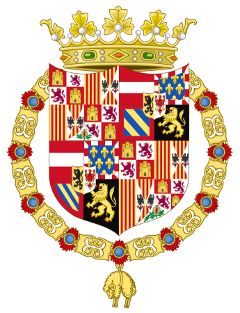 Coat of Arms of Philip I of Castile