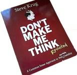 Don't Make Me Think - best programming books