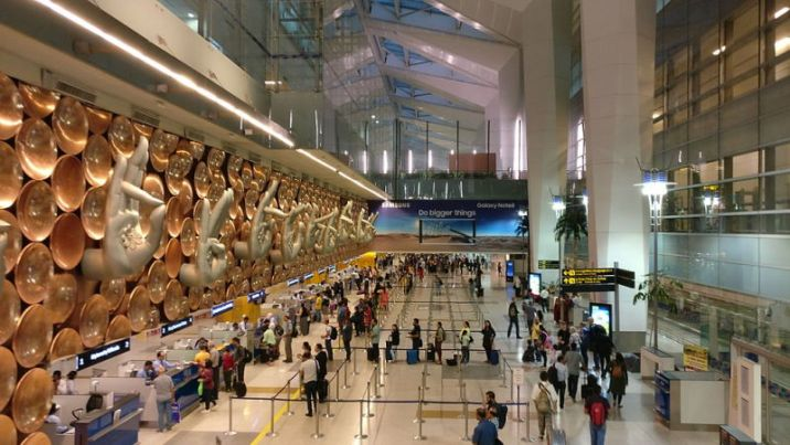 Indra Gandhi International Airport