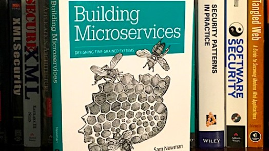 Building Microservices - best computer science books