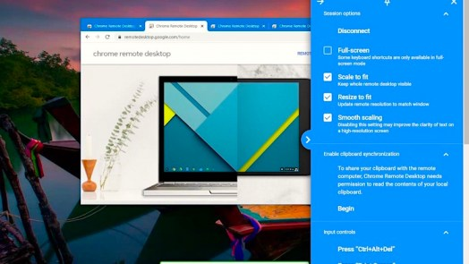 Best Screen sharing software - chrome