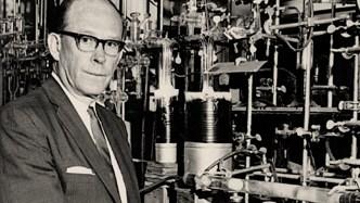 Famous chemists - Willard Frank Libby