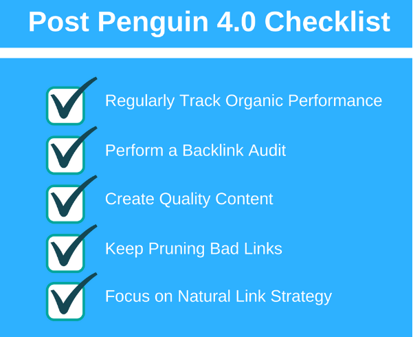 Post-Penguin-4.0-Checklist