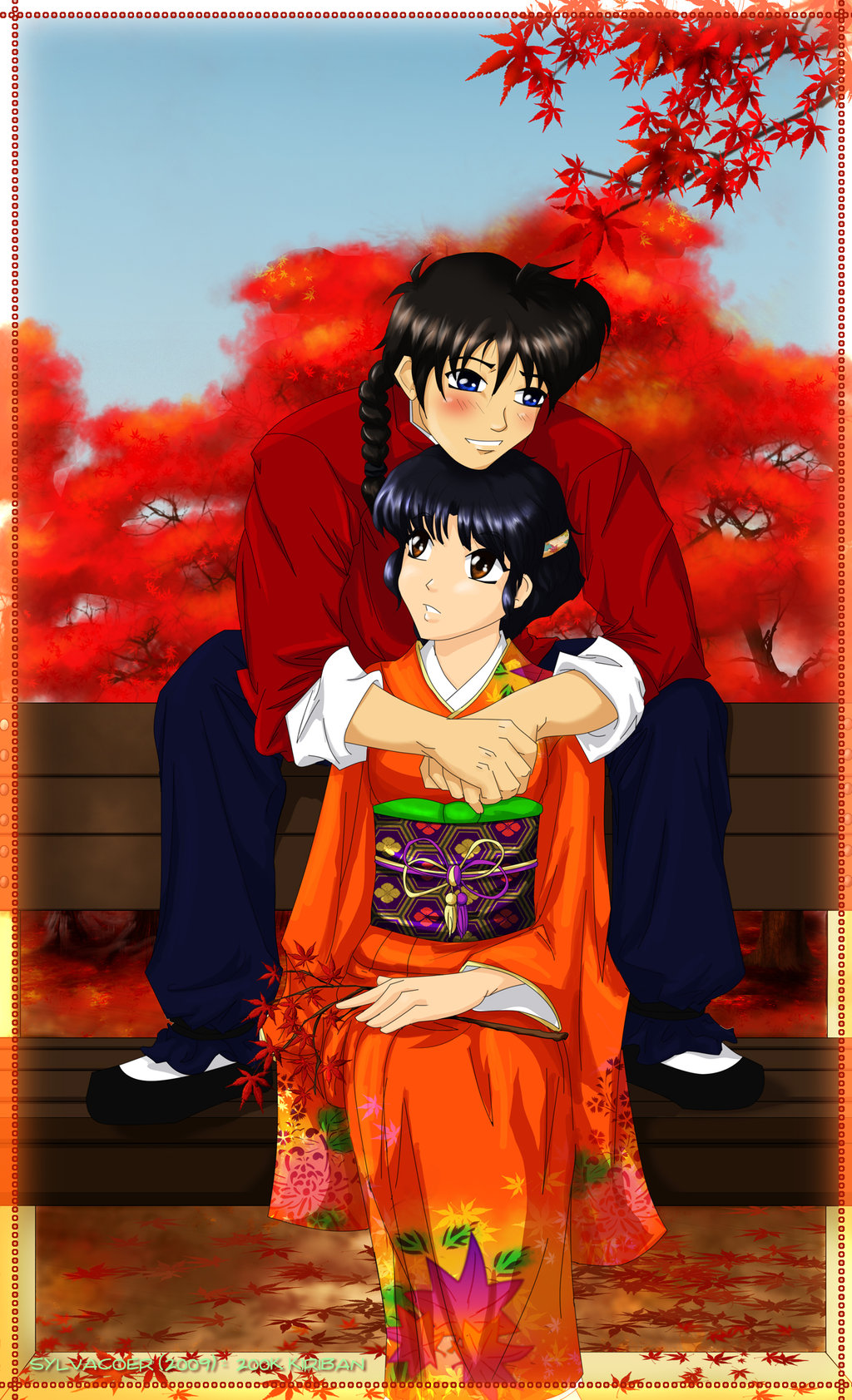 Kiss Wallpapers With Quotes Ranma Romance A Ranma Akane Fansite