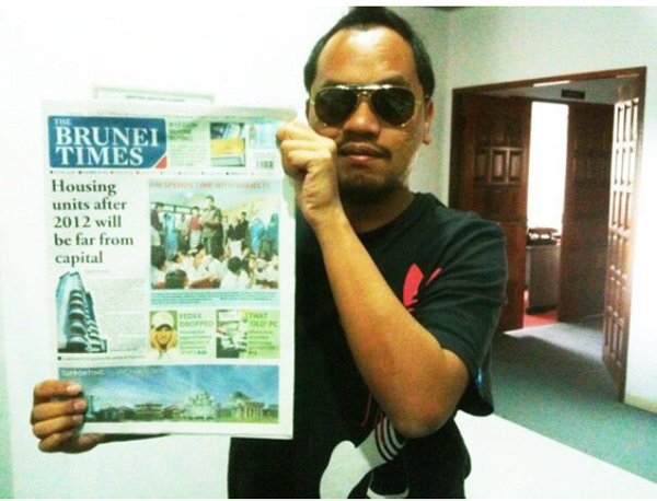Image result for the brunei times closure
