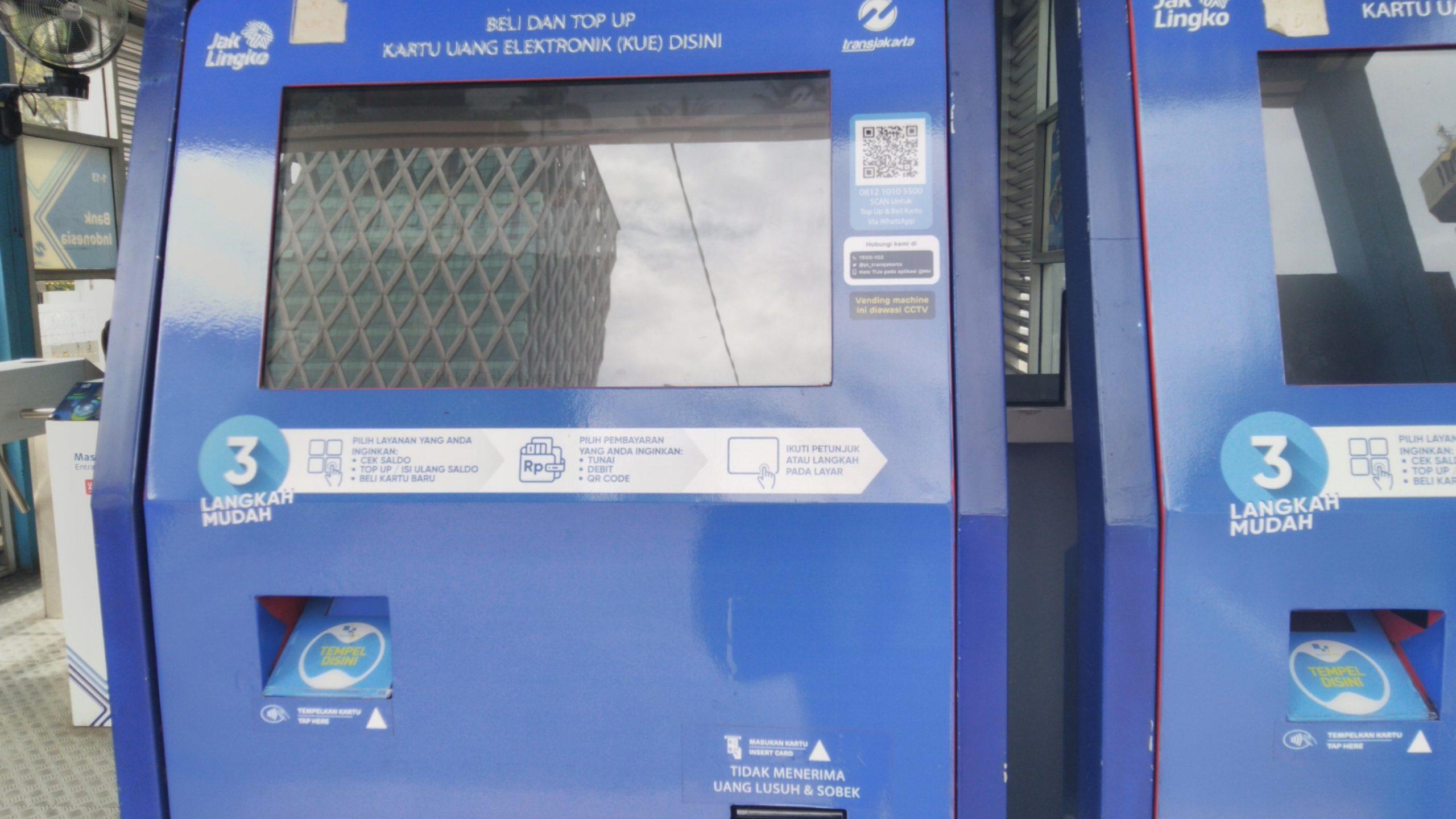 Dimana Membeli Kartu Jak Lingko untuk Transportasi Umum Jakarta ?