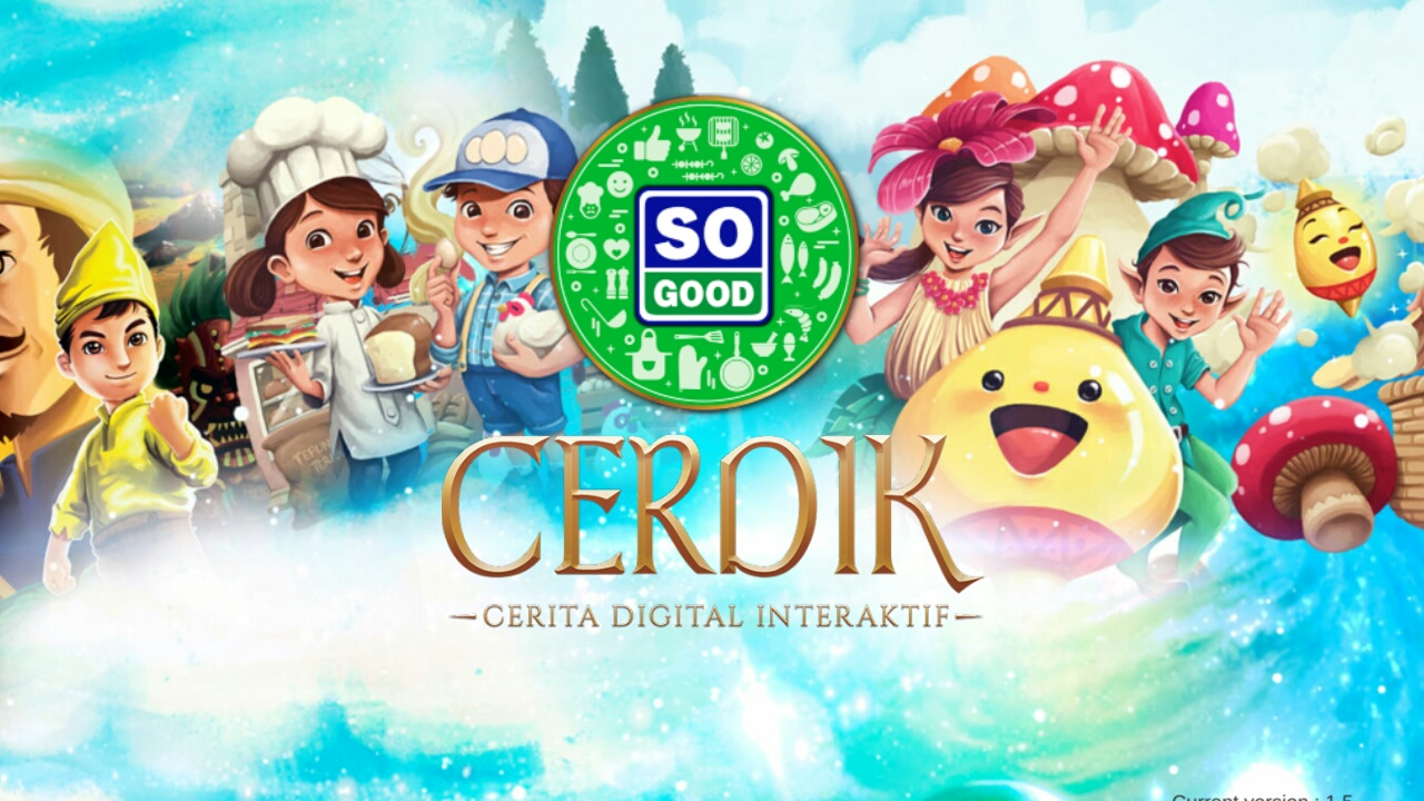 Mendongeng Cerdik Bersama So Good 1