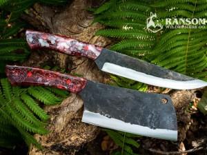 Brush Creek Knives BBQ set