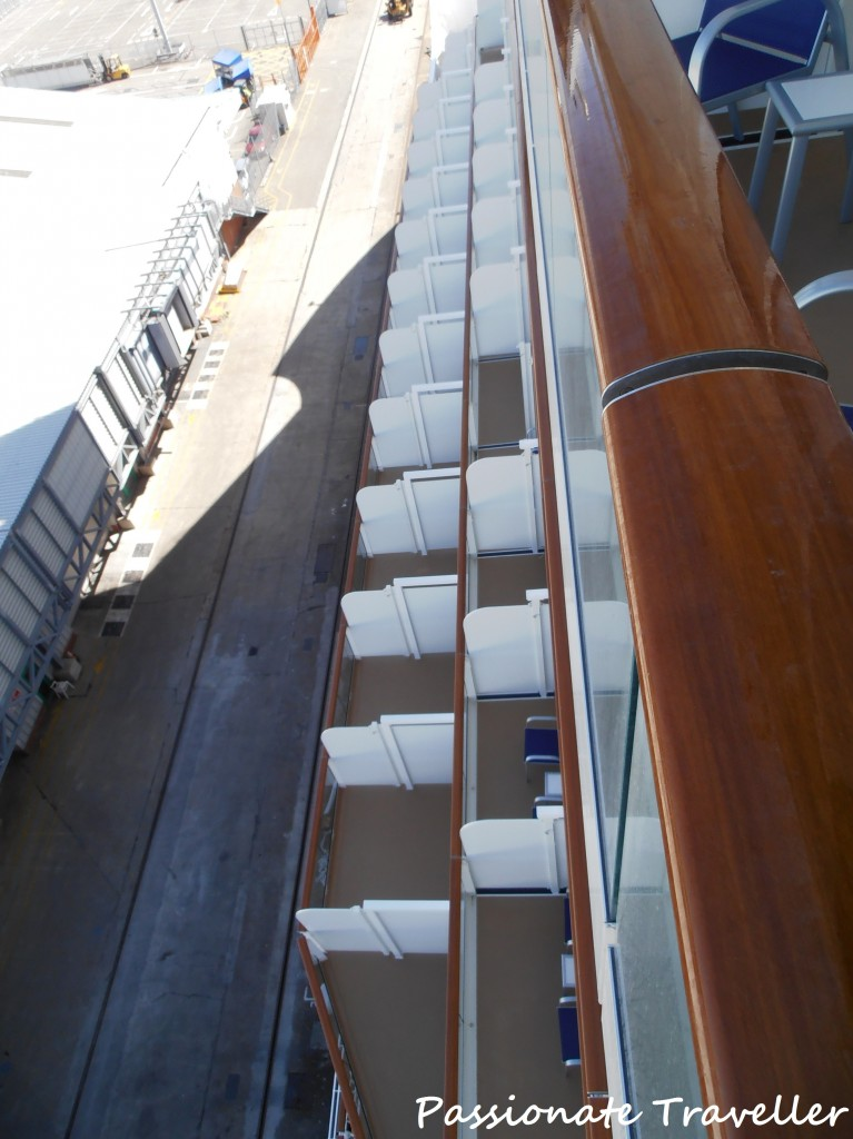 Esittelyss Norwegian Breakaway Family Balcony