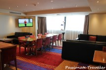 Hilton Prague Executive Lounge 3 - Passionate Traveller