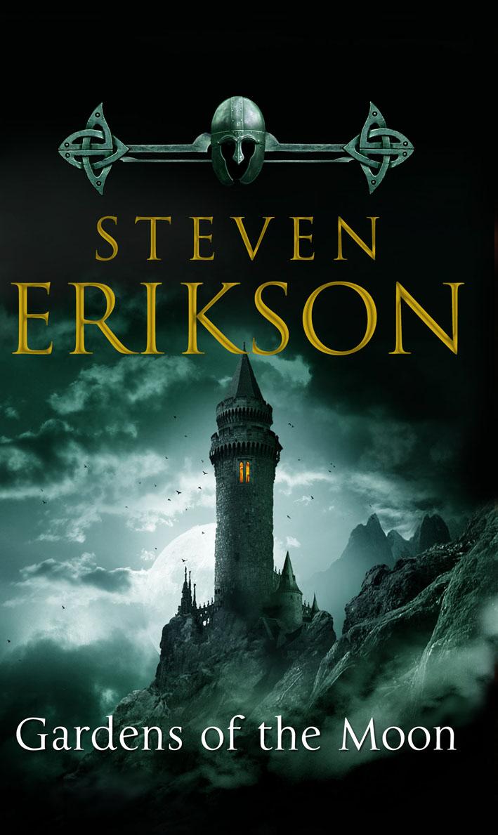 The Malazan Book Of The Fallen By Steven Erikson