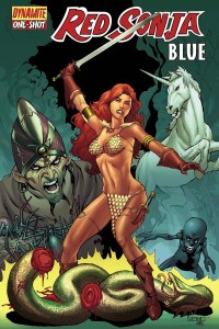 Red Sonja Blue