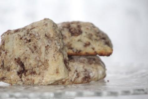 Cinnamon Scottish Scones
