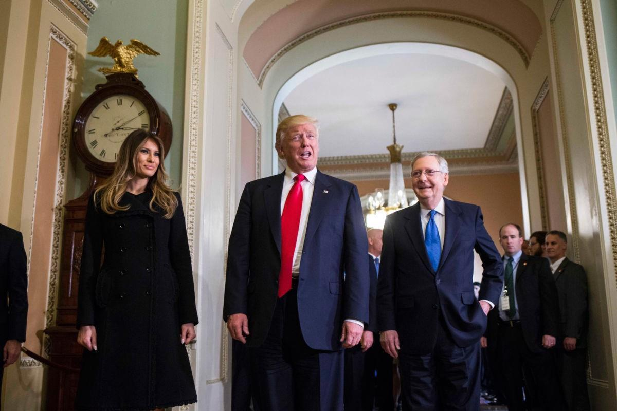 The Trumps and Mitch McConnell in <em data-recalc-dims=