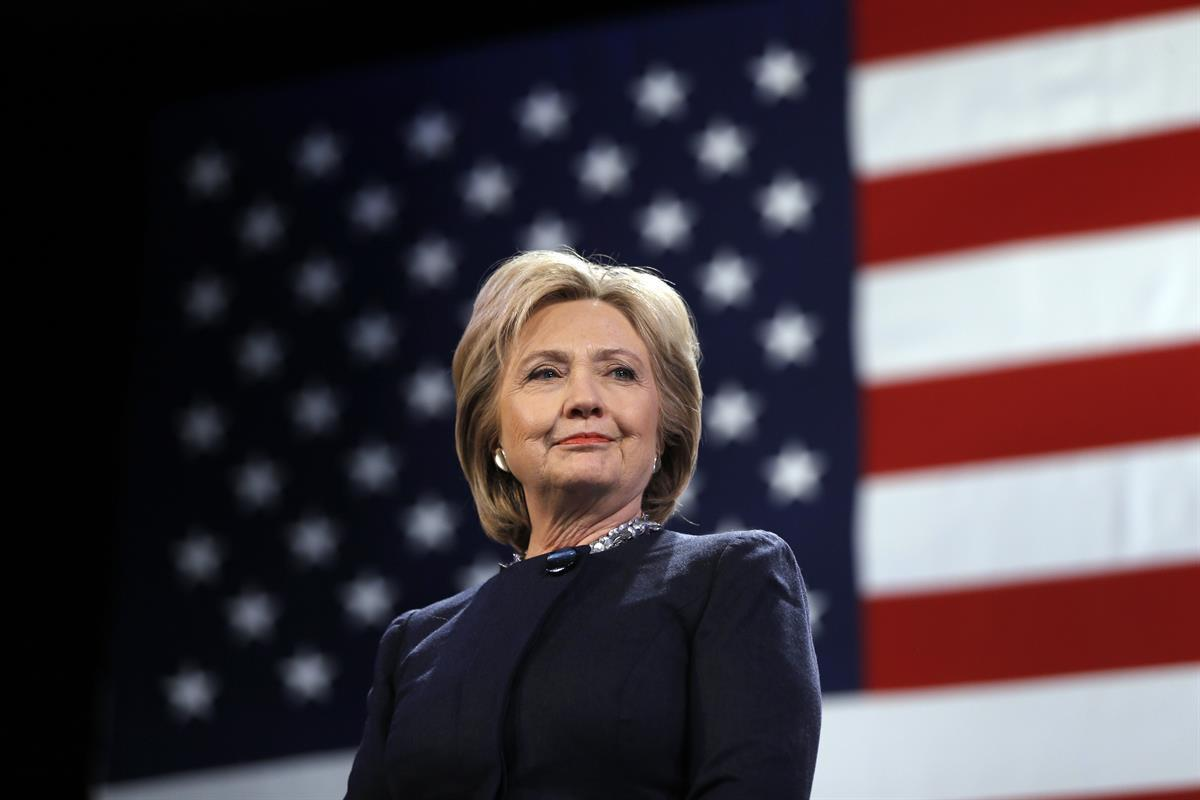 Hillary Rodham Clinton (AP Photo/Matt Rourke)