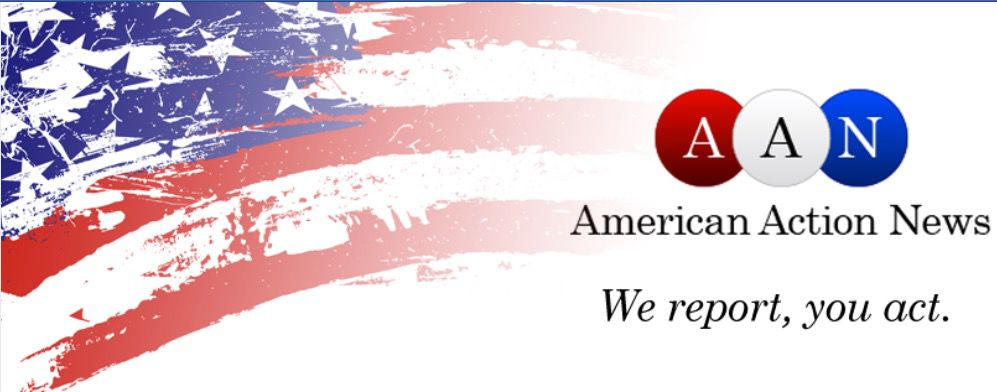 Facebook banner for American Action News