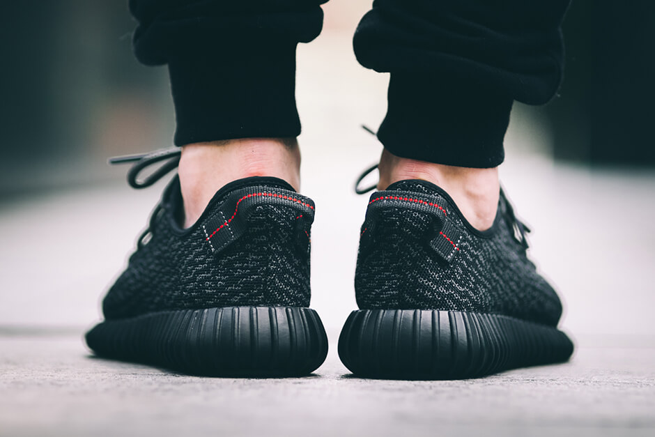 d5079f721 Yeezy 350 Boost Pirate Black