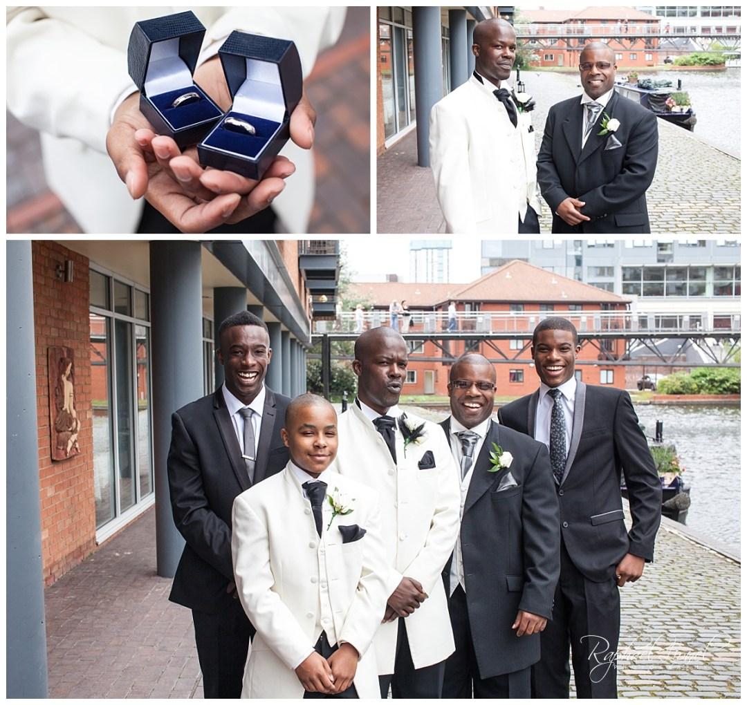 2018 04 08 0006 - City Wedding Birmingham | Dauntley and Simone