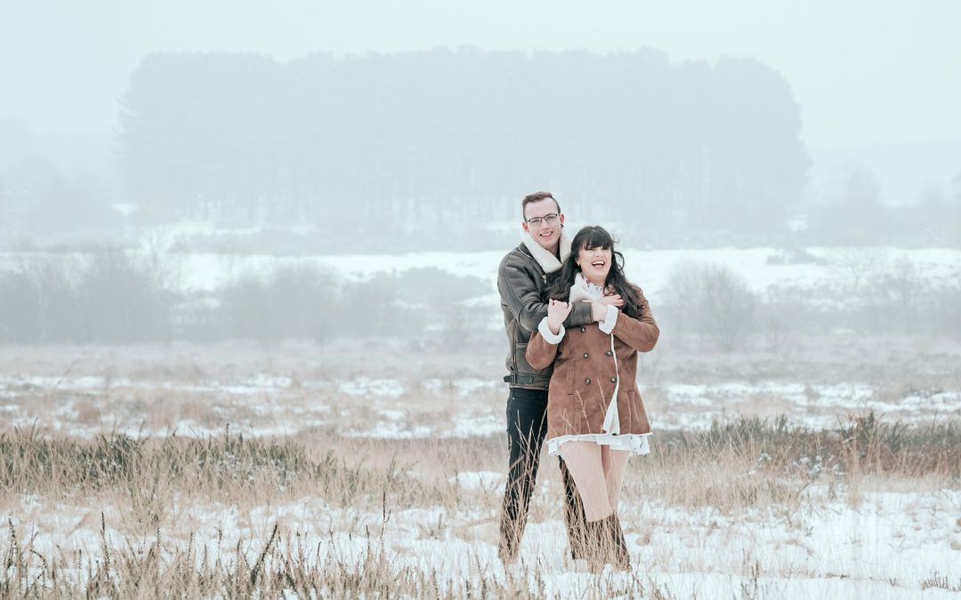 Engagement Shoot | Sutton Park | Amy and Aaron