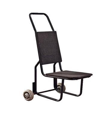banquet chair trolley ergonomic for lower back pain raphael living 9349