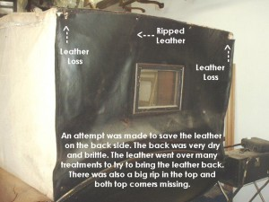 Attempt to Save leather