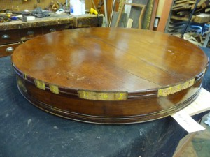 Drum Table Restoration (1)
