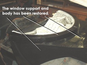 Window support restored
