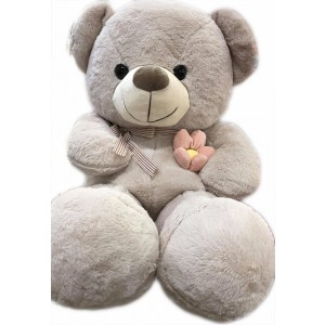 36 inches cream teddy bear