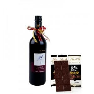 Wine & Dark Choco