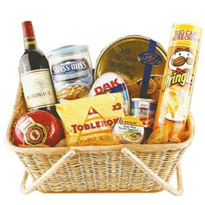 Good Cheer Gourmet Basket